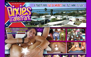 Visit Dixie`s Trailer Park