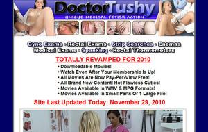 Visit Doctor Tushy