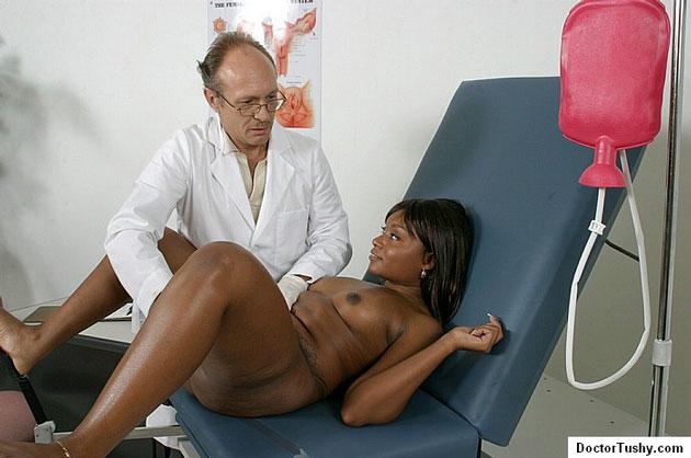 doctor tushy: