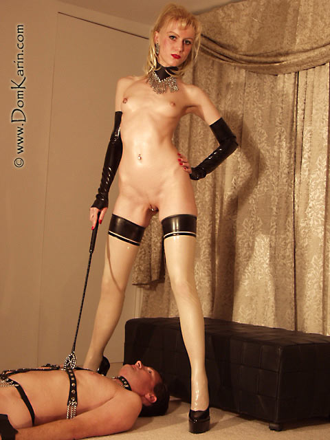 Free female dominatrix porn well understand