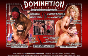 Visit Domination Fantasies