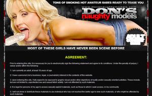 Visit Don`s Naughty Models
