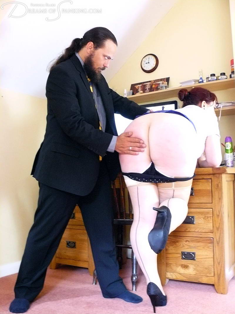 Some Spank her ass mercilessly well