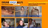 Visit Drunk EXGF MILFs