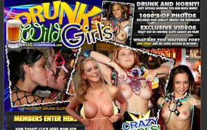 Visit Drunk Wild Girls