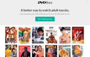 Visit DVD Boys