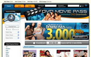 Visit DVD Movie Pass