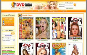 Visit DVD Tube