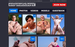Visit Enigmatic Boys