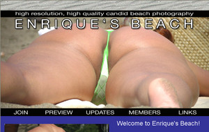 Visit Enrique`s Beach