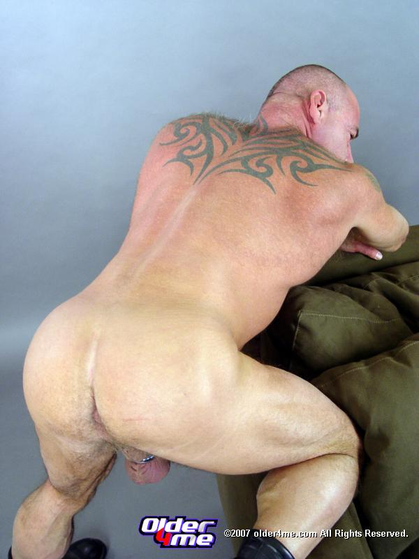 Hairy middle aged guys jerking off gay 8