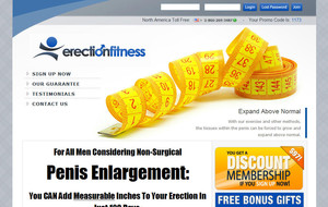 Visit Erection Fitness