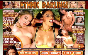 Visit Ethnic Darlings