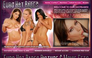 Visit Euro Hot Babes