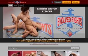 Visit Evolved Fights