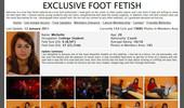 Visit Exclusive Foot Fetish