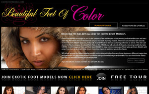 Visit Exotic Foot Models
