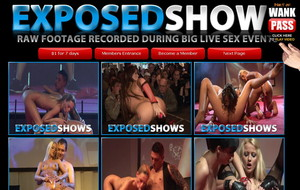 Visit Exposed Shows