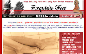 Visit Exquisite Feet