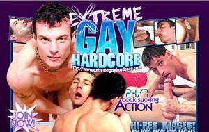 Visit Extreme Gay Hardcore