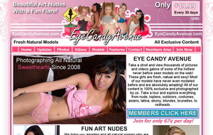 Visit Eye Candy Avenue