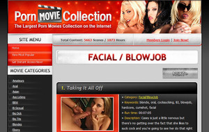 Visit Facial Movie Collection