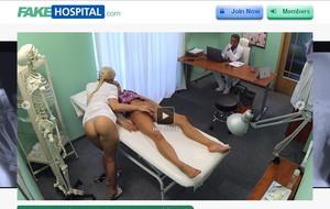 Visit Fake Hospital