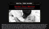 Visit Fantasy Brutal Teen Movies