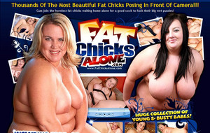 Visit Fat Chicks Alone