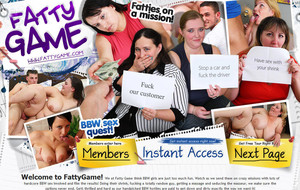 Visit Fatty Game
