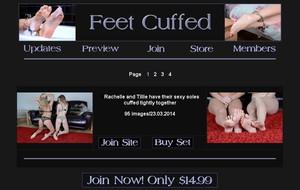 Visit Feet Cuffed