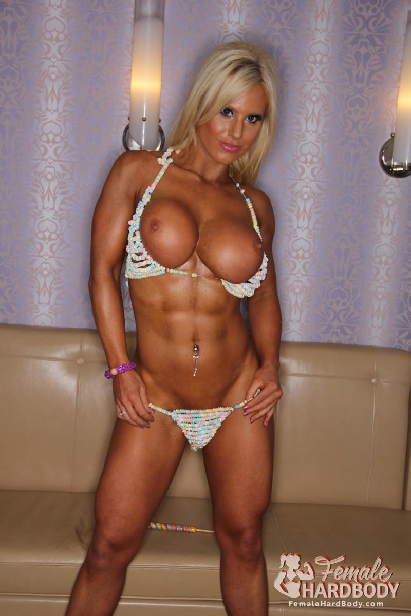 Big tits muscle barbie fantasy megan avalon
