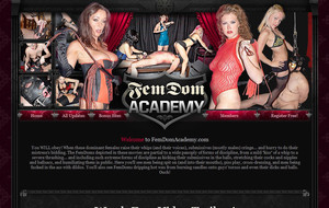 Visit Femdom Academy