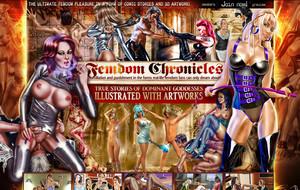 Visit Femdom Chronicles