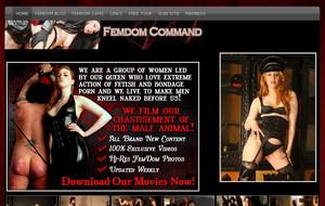 Visit Femdom Command