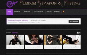 Visit Femdom Strapon Fisting