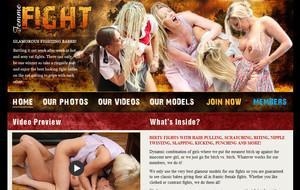 Visit Femme Fight