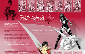 Visit Fetish Artworks