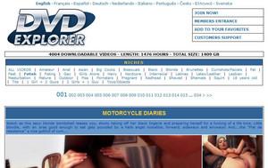 Visit Fetish DVD Explorer