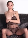 Hot Allora in pantyhose hot posing