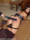 Firm Hand Spanking / Gallery #6696891