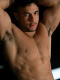 Cristiano exposing his sexy body