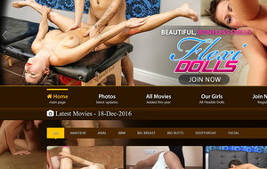 Visit Flexi Dolls