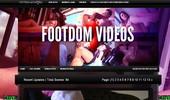 Visit Foot Dom Videos