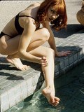 If you go crazy about girls??™ sexy feet you will like this unbelievable gallery