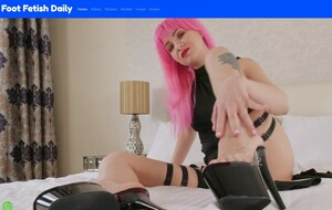 Visit Foot Fetish Daily