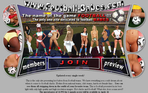 Visit Football Babes