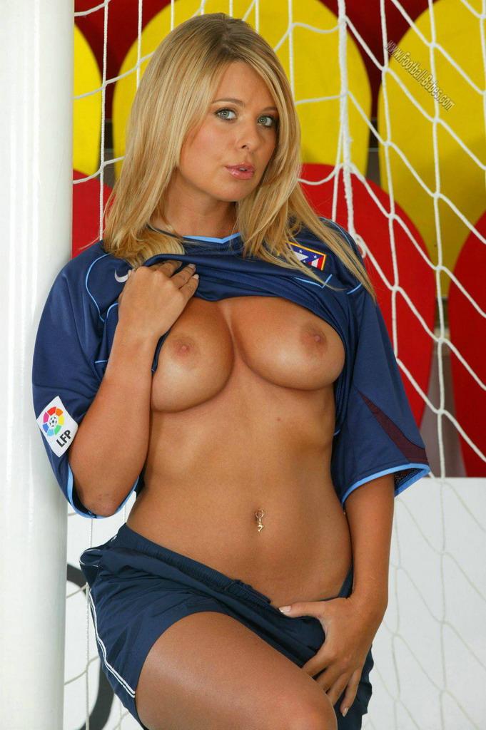 Football Babes / Katerina