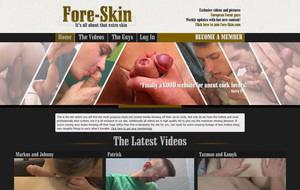 Visit Fore-Skin.com