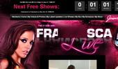 Visit Francesca Live